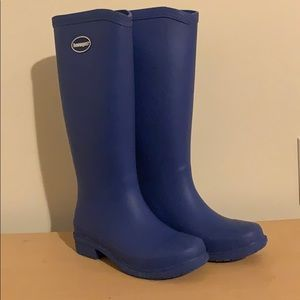 Havaianas rain boots size 6W